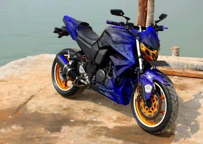 Modifikasi Motor Yamaha Byson (www.motroad.com)