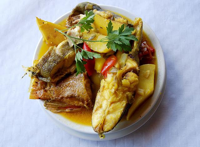 Gastronomía de Ibiza, El Guisat de Peix y el Peix Sec