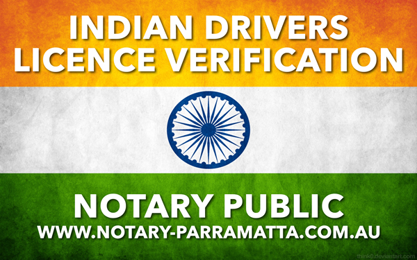 Indian Drivers Licence Verification
