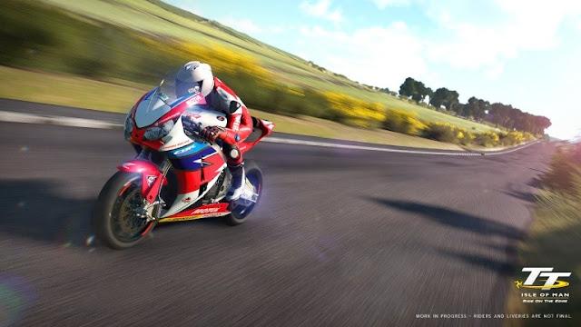 رسميا تأجيل إصدار لعبة TT Isle of Man إلى غاية شهر مارس من عام 2018