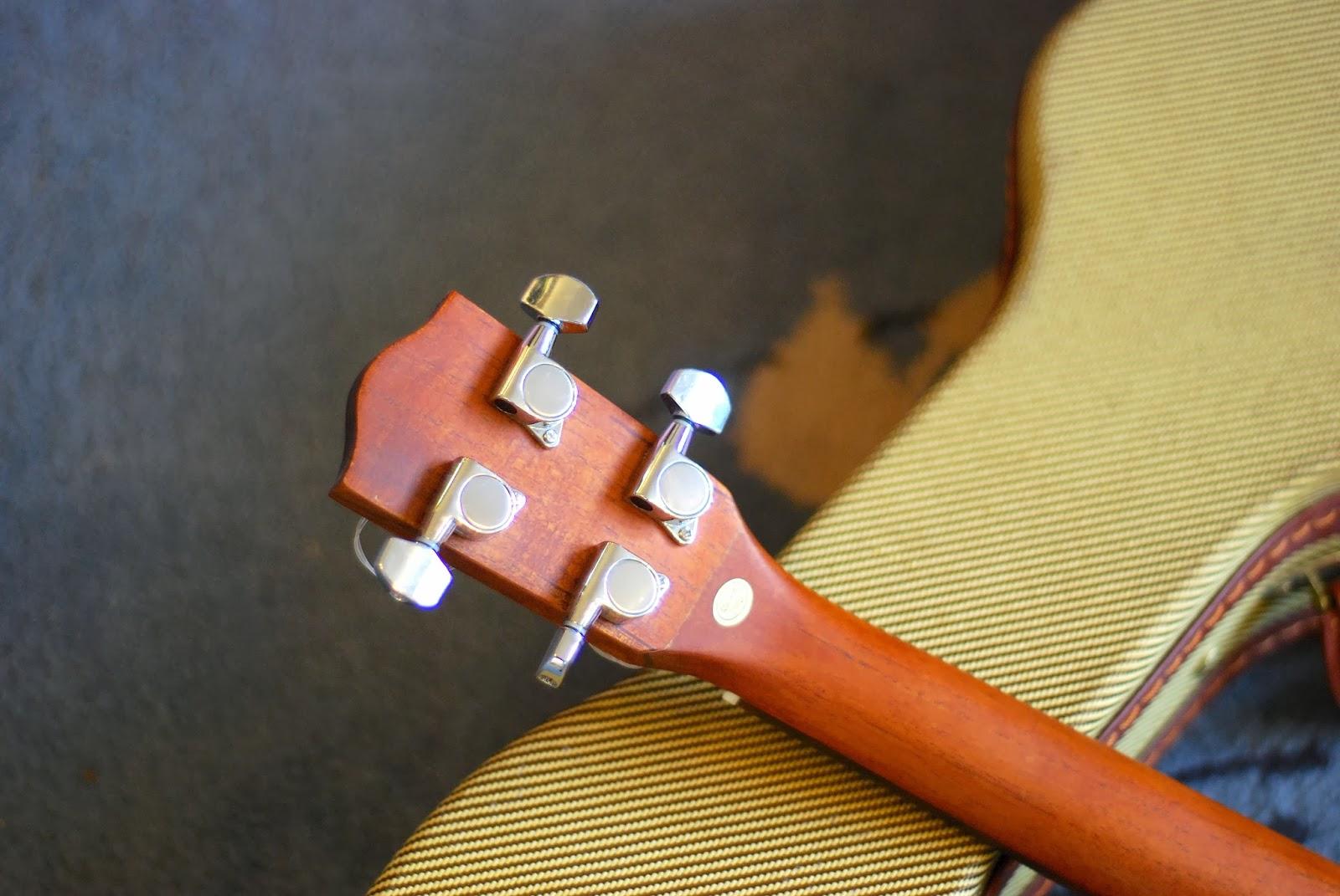 Ohana TKS-15E ukulele tuners