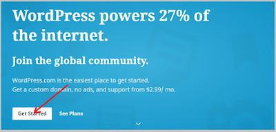 Cara menciptakan blog di wordpress bagi pemula sangat perlu dipelajari khususnya bagi anda ya Cara Membuat Blog di Wordpress Bagi Pemula