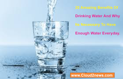 a glass of water,health issue