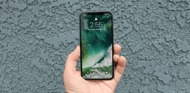 Cara Melihat IP Address di iPhone X