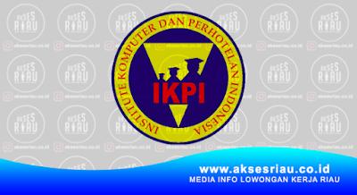 Lowongan Kerja Institute Komputer dan Perhotelan Indonesia (IKPI) Pekanbaru Januari 2018