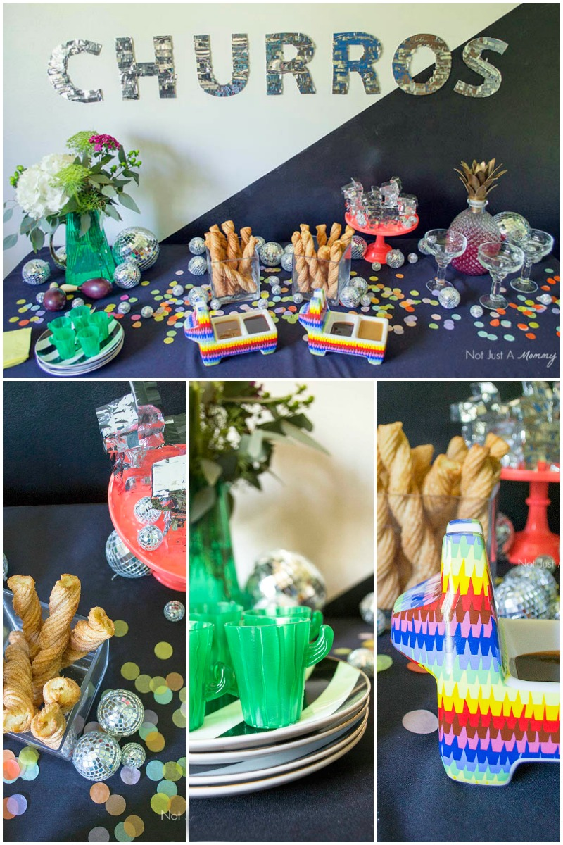Your Cinco De Mayo Party Needs A Churro Bar!