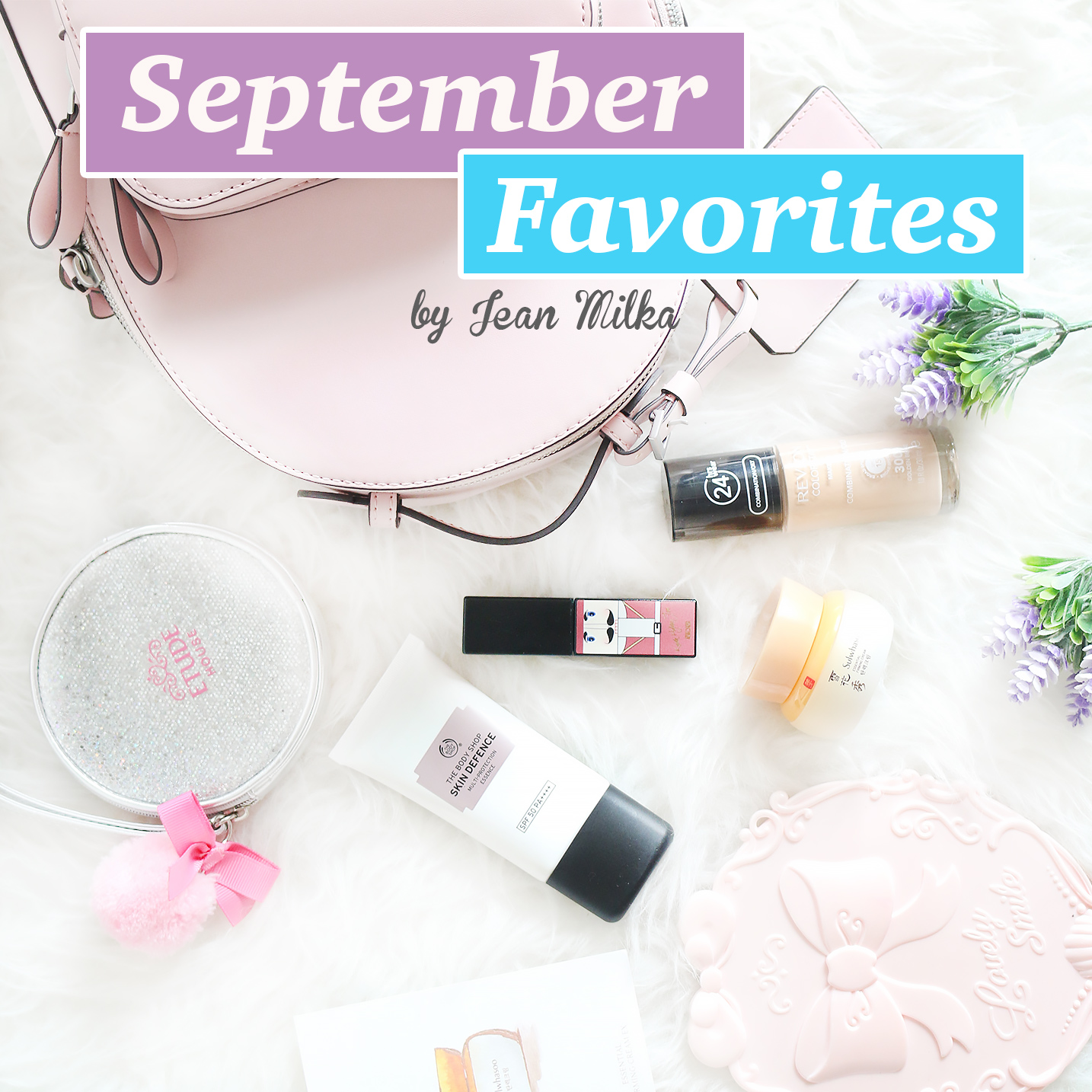 september favorites, beauty favorites, jean milka faves, jean milka, makeup, beauty, skincare, beauty blog, favorites