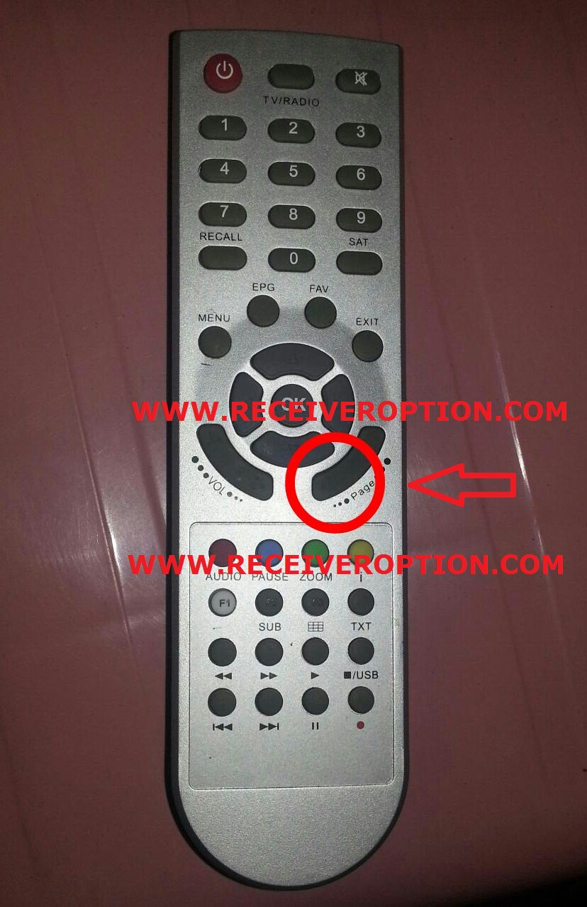 SUPER MAX SM 3000 HD 3G RECEIVER BISS KEY OPTION - HOW TO