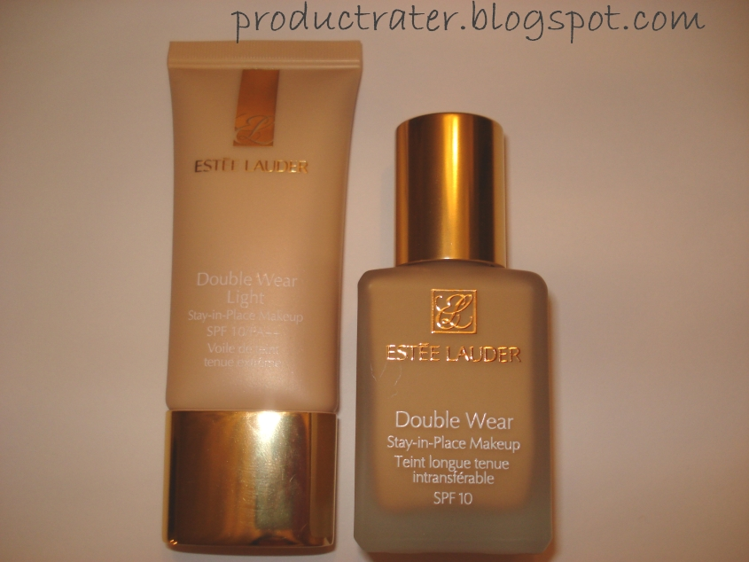 Productrater Review Estee Lauder Double Wear Light