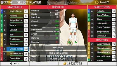 FTS Mod Fifa 18 Android Graphic Full HD-1