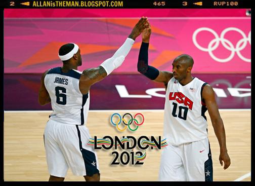2012 london olympics mens basketball usa vs spain