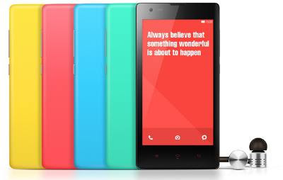Spesifikasi Xiaomi Redmi 1