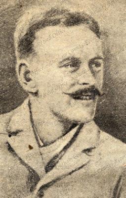 Captain Arthur Moore Lascelles, Durham Light Infantry c.1918 (D/DLI 7/388/2)