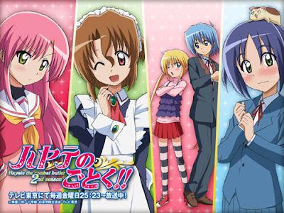 Download Hayate no Gotoku!! S2 Subtitle Indonesia