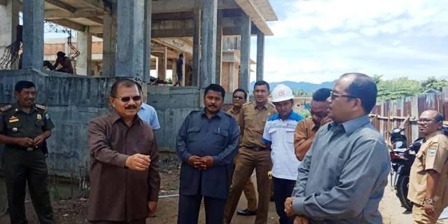 Padang Pariaman Segera Miliki Masjid Megah