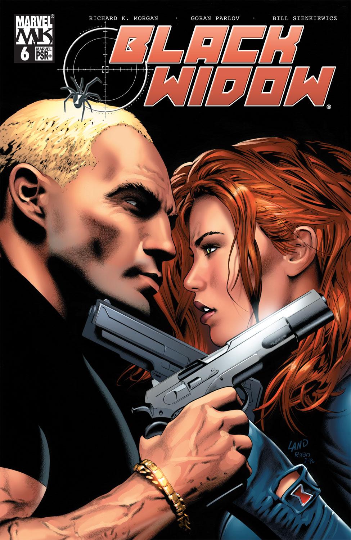 Black Widow (2004) 6 Page 1