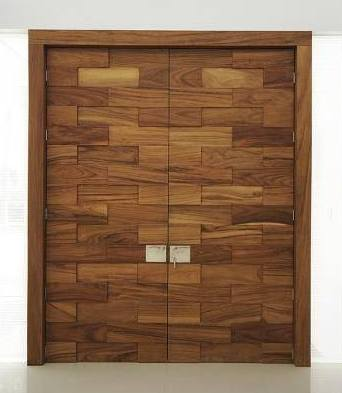 40 Lovable Handcrafted Solid Wood Exterior & Front Entry Doors ...