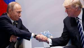 O Τραμπ θα Συναντήσει τον Πούτιν  «Στο Όχι Απώτερο Μέλλον»