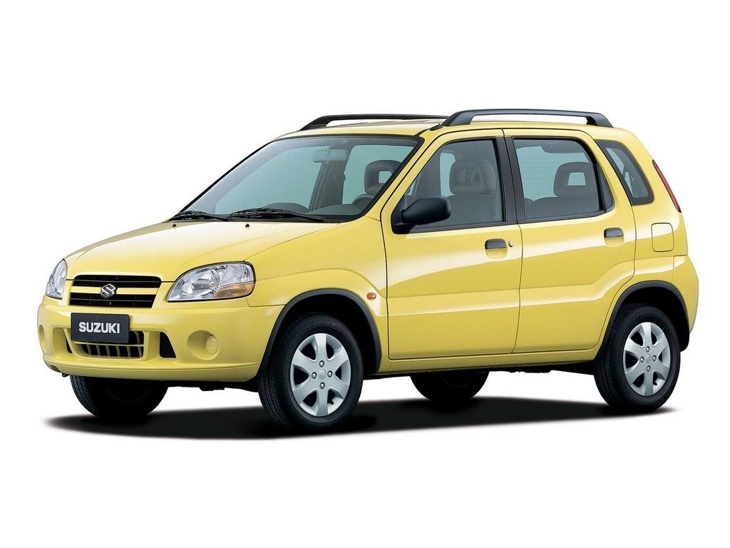 Suzuki Ignis FH, miejski samochód, auto z napędem na cztery koła, HT51S