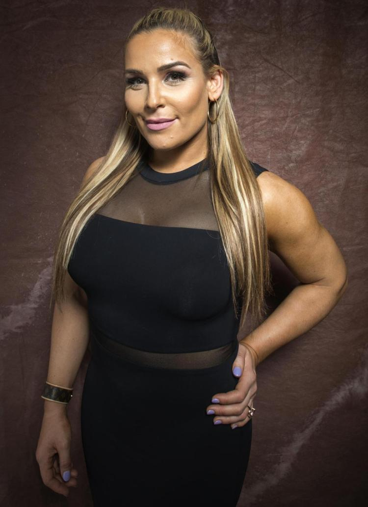 wrestler natalya hart nude