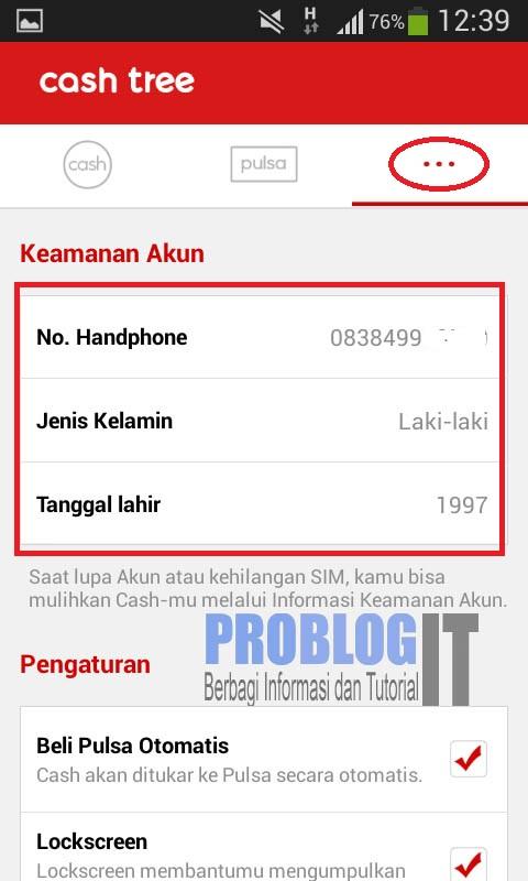 Cashtree, Aplikasi Android Penghasil Pulsa Gratis Terbaru di Google PlayStore