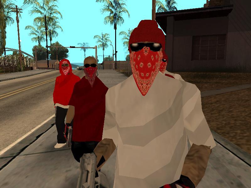 GTA Gang News: 2012