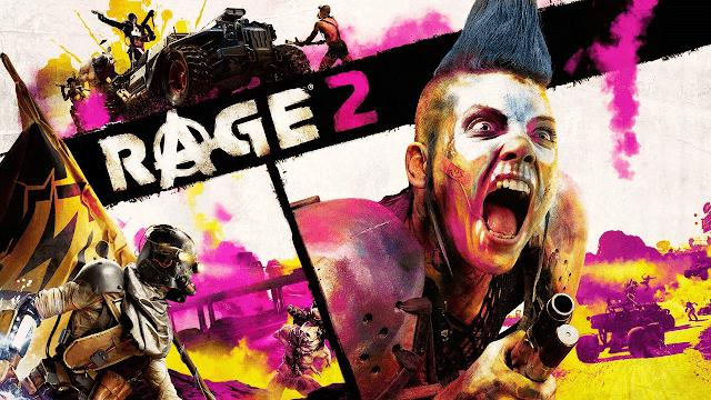 Link Tải Game Rage 2 Miễn Phí
