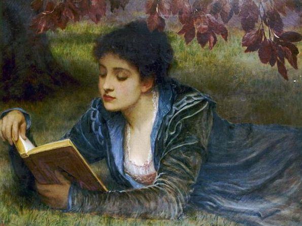 Английский художник Перуджини Чарльз Эдвард Charles Edward Perugini (1839 - 1918)