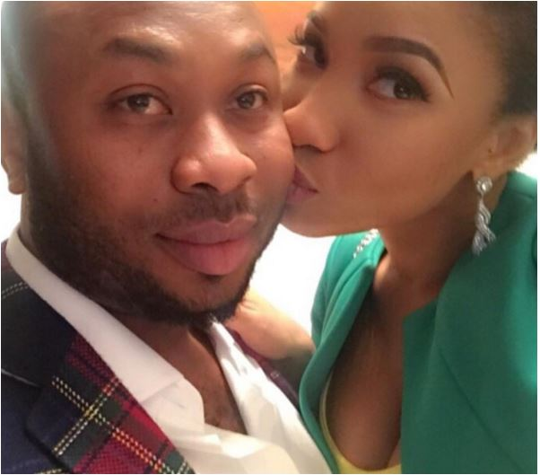 Oladunni Churchill Buries The Hatchet As He Celebrates Tonto Dikeh On Mother's Day