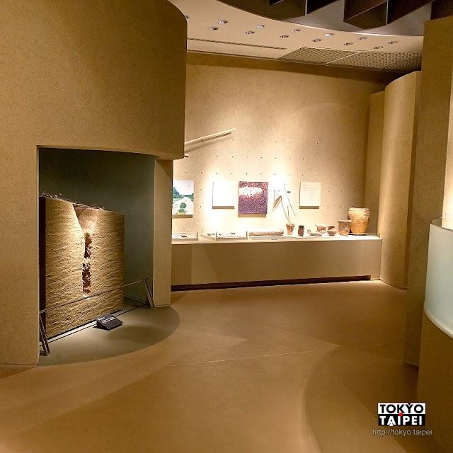 【花卷市博物館】介紹花卷市的考古和歷史 還挖到140萬年前大象足跡