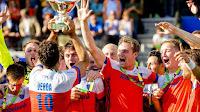 HOCKEY HIERBA - Campeonato de Europa masculino 2017 (Ámsterdam, Holanda): Bélgica se dejó remontar y Holanda es bicampeona de Europa