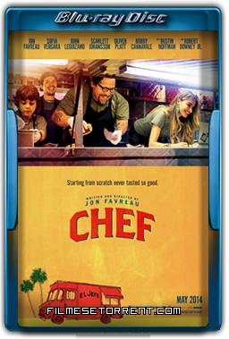 Chefe Torrent 2014 720p e 1080p BluRay Dual Áudio