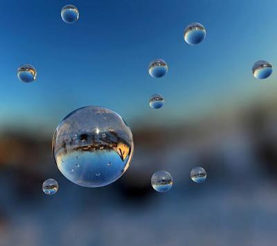 waterdrops macro mobile resolution hd wallpaper