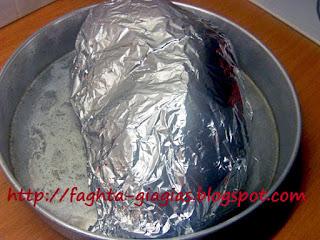 Κουνέλι ψητό στη λαδόκολλα (γιούλμπασι) - από «Τα φαγητά της γιαγιάς»