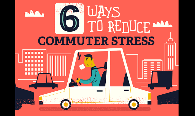 6 Ways to Reduce Commuter Stress