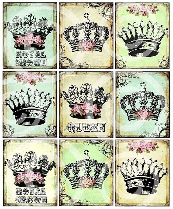 17 Awesome Crown Tattoos For Women