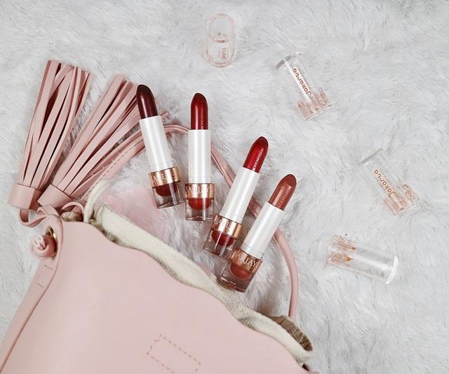 Lipstik Sariayu Favorit