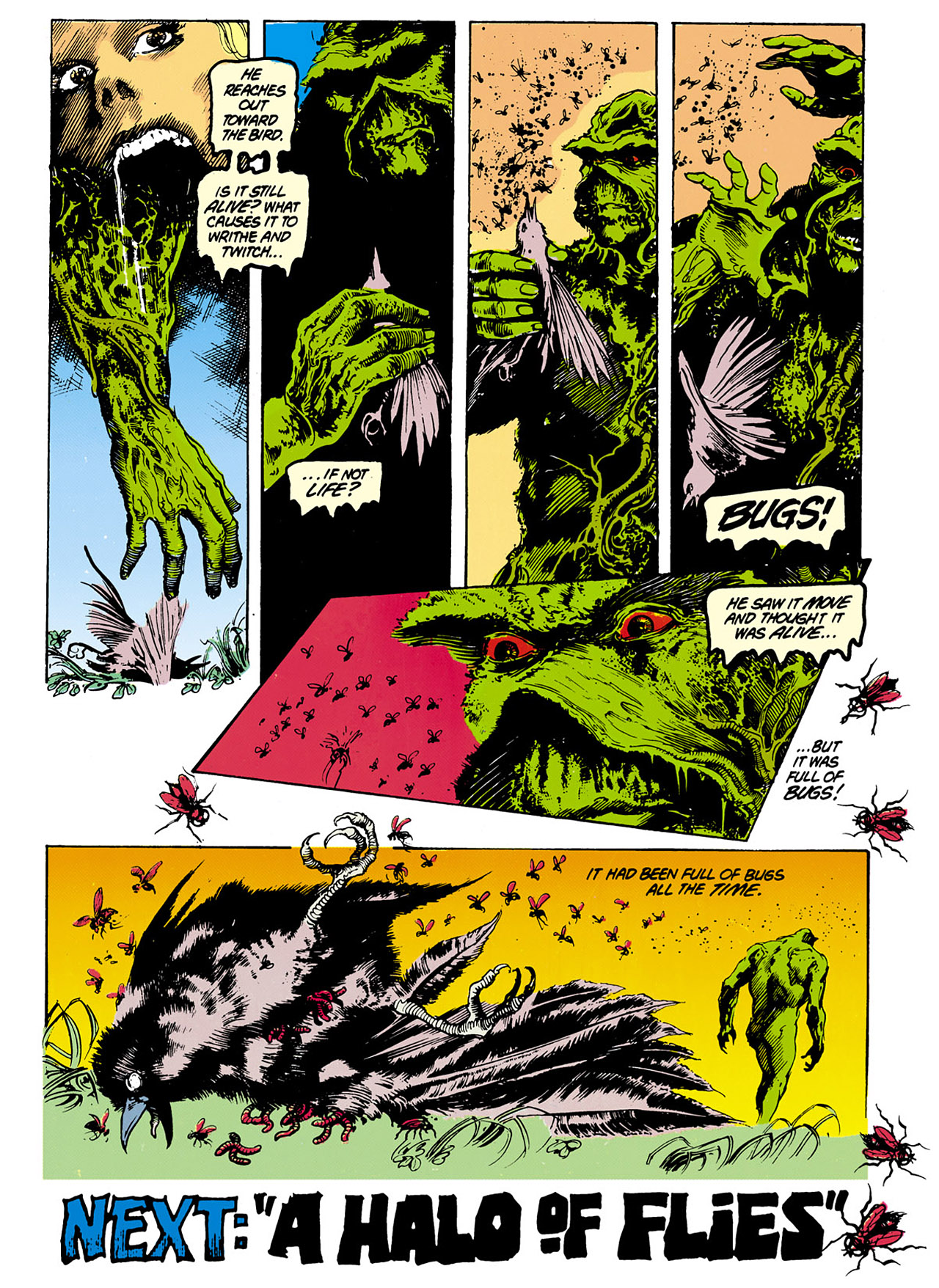 Swamp Thing (1982) Issue #29 #37 - English 23