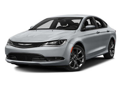 Chrysler 200 Sedan white color Hd Image