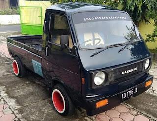 Legenda Pickup Sejuta Umat ..Suzuki Truntung ST20
