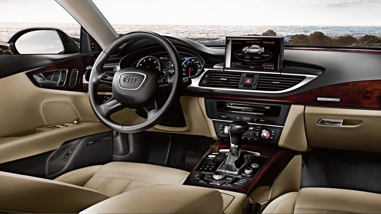 world automobile attractions 2014 audi a7. Black Bedroom Furniture Sets. Home Design Ideas