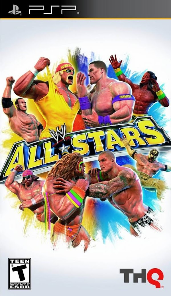 WWE All Stars | PPSSPP Android