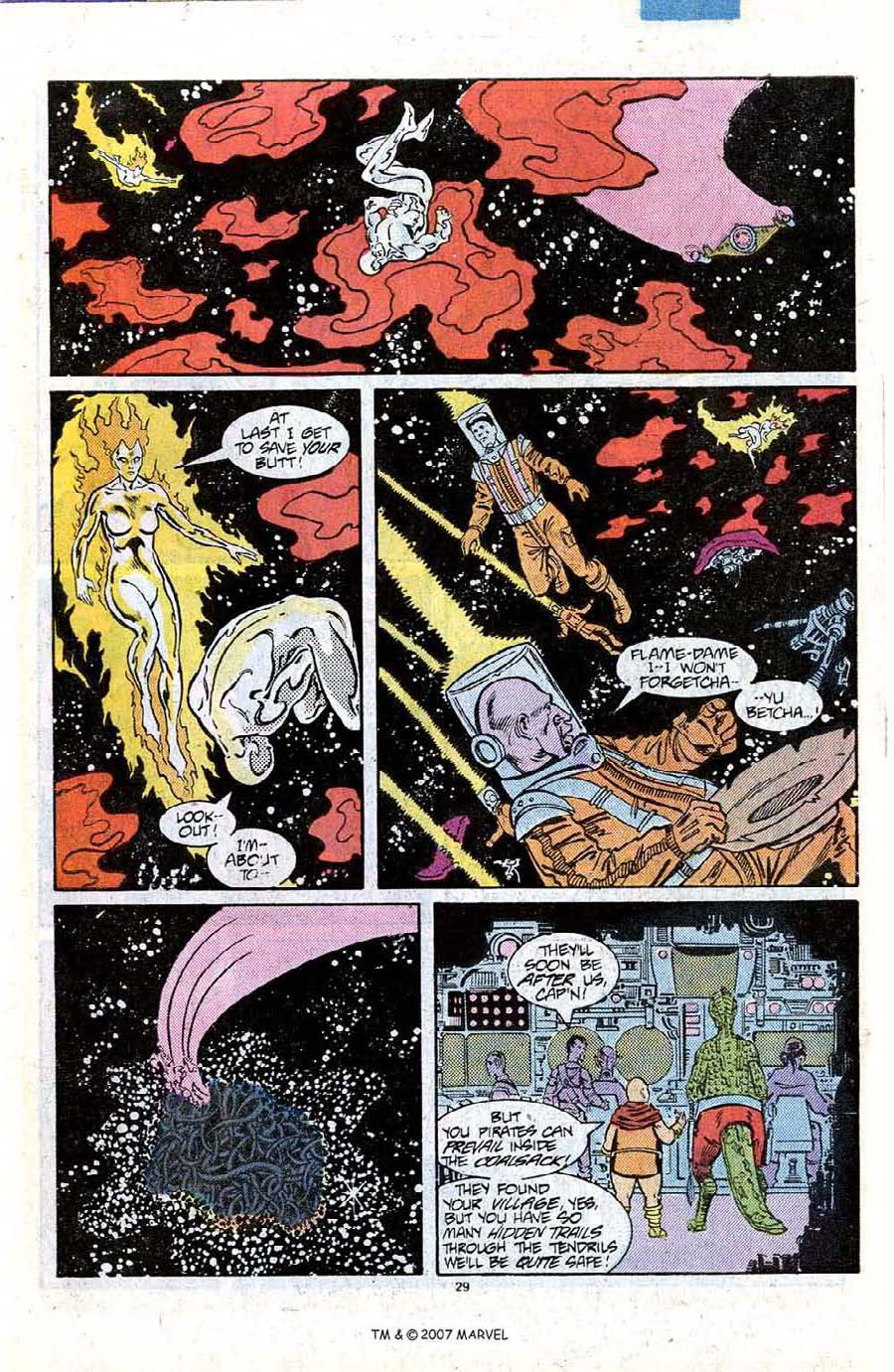 Read online Silver Surfer (1987) comic -  Issue #12 - 31