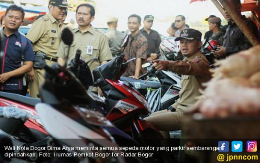 Ahok Jadi Sorotan Usai Walikota Bogor Bima Arya Ngamuk & Tendang Motor Warga