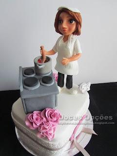 bolo aniversário mae cozinha