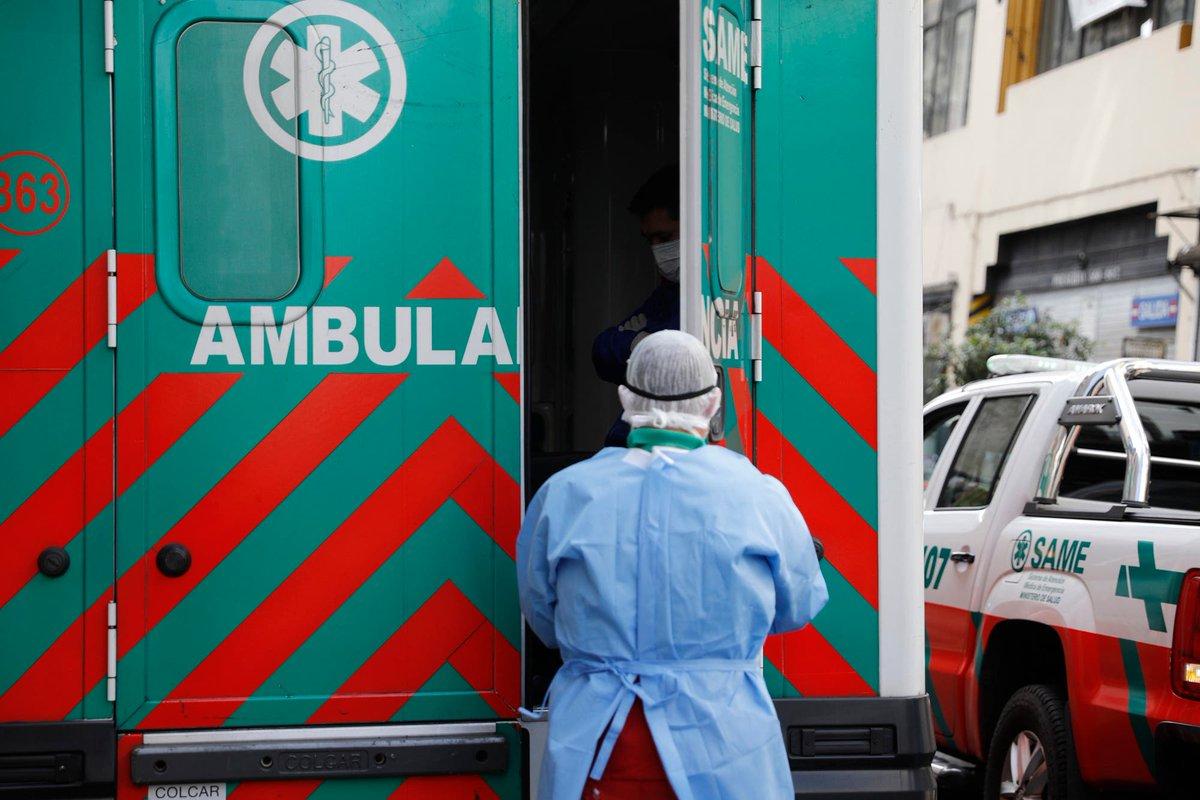 Coronavirus en Argentina: suman 132 los decesos y 2839 los casos positivos en el país