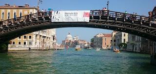 Gran Canal, Puente de la Academia.