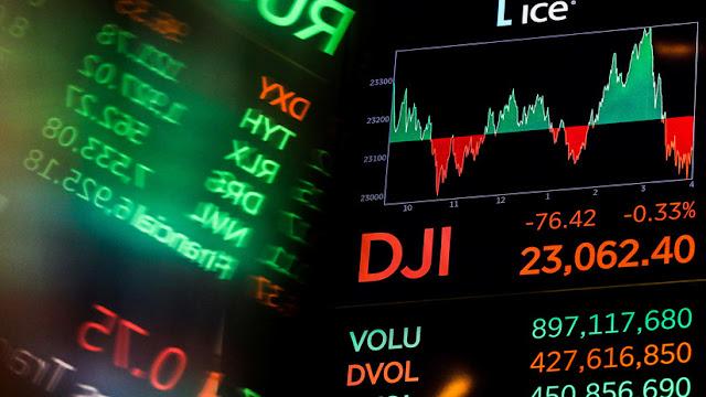 Peor caída de Wall Street en cuatro meses en medio de la escalada de la guerra comercial entre EE.UU. y China