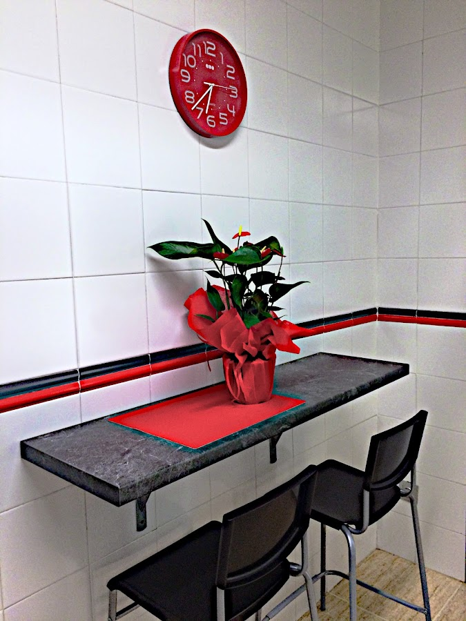 Las plantas no pueden faltar en la cocina