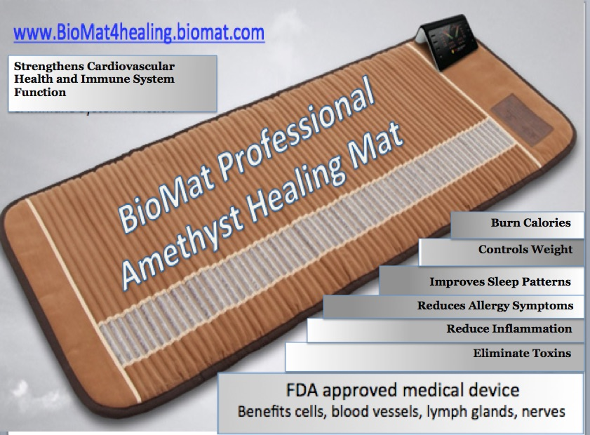www BioMat4Healing biomat com